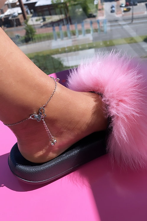Butterfly 🦋 Love Anklet
