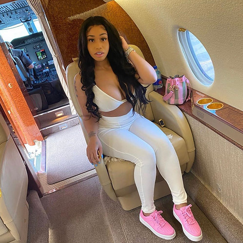 Private Jet Two piece Set