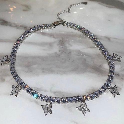 Butterfly Tennis Chain 🦋