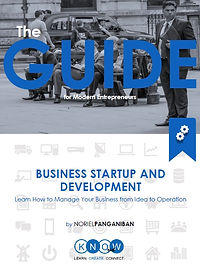 The Guide - Business Startup and Develop