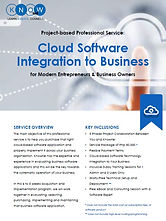 Cloud Software Integration to Business.j