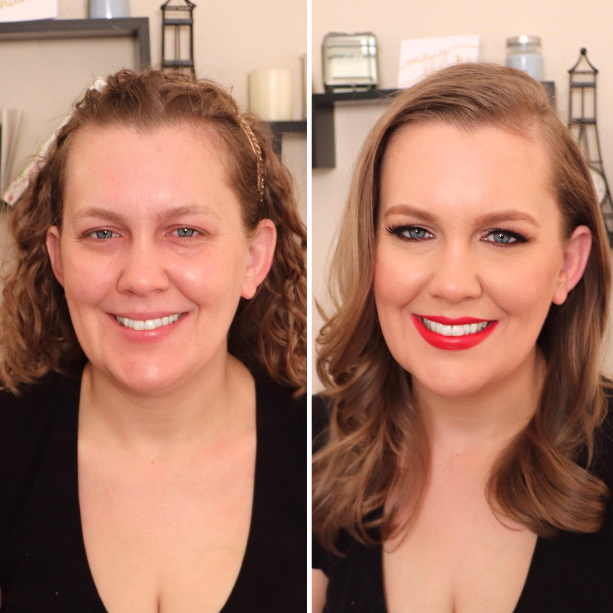 Melisa J Beauty Dallas Makeup Artist wed
