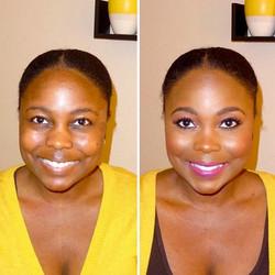 Melisa J Beauty Dallas Makeup Artist hair wedding bridal 021617 - 11