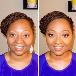 Melisa J Beauty Dallas Makeup Artist hair wedding bridal 021617 - 26