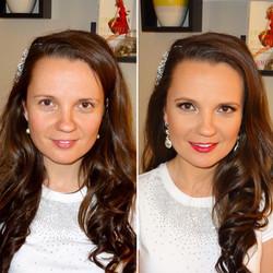 Melisa J Beauty Dallas Makeup Artist hair wedding bridal 021617 - 9