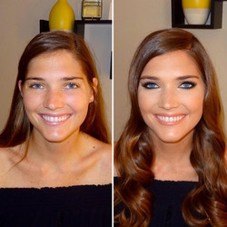 Melisa J Beauty Dallas Makeup Artist hair wedding bridal 021617 - 13
