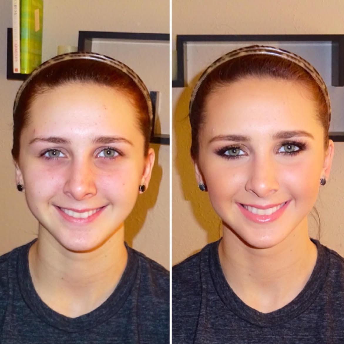 Melisa J Beauty Dallas Makeup Artist hair wedding bridal 021617 - 18