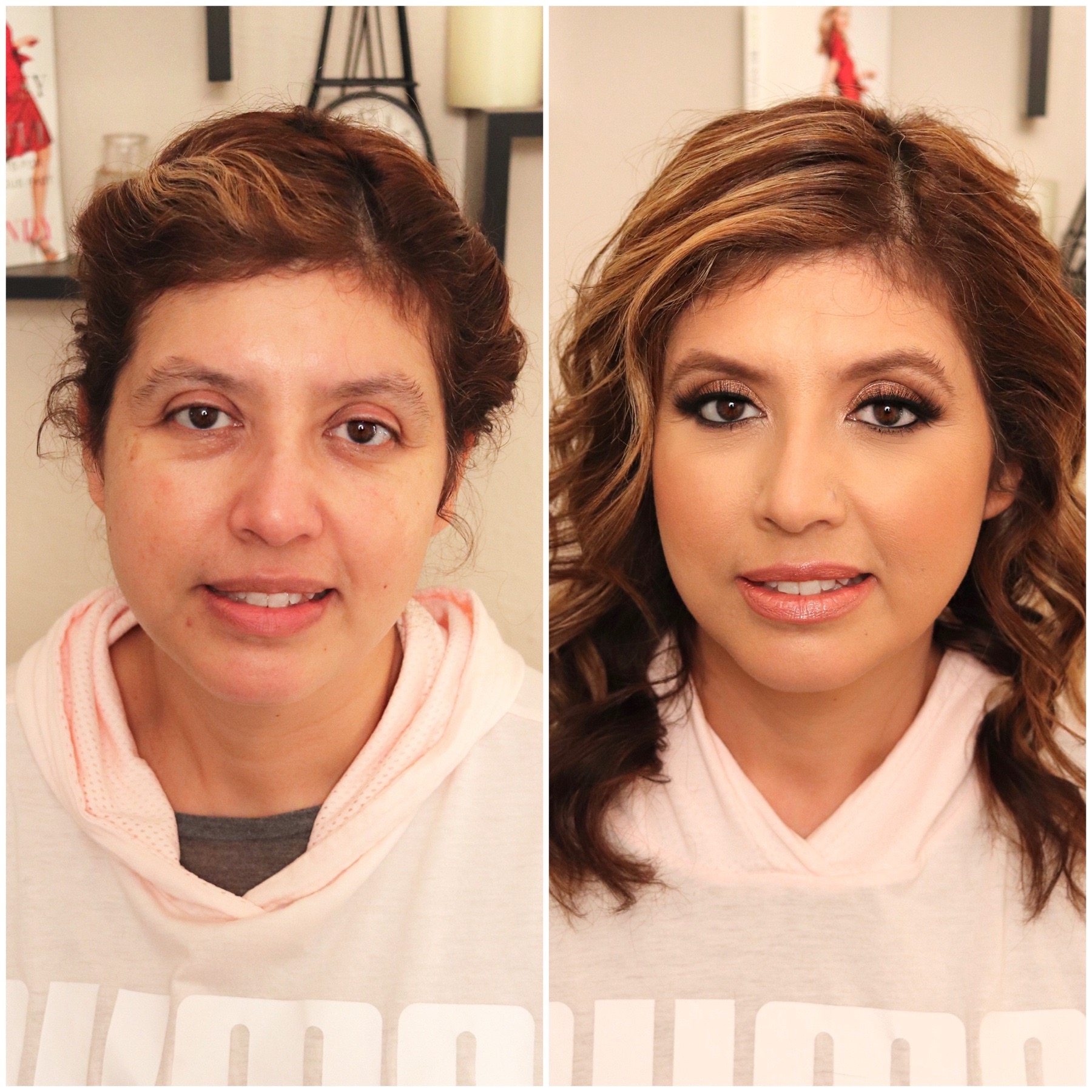 Melisa J Beauty Dallas Makeup Artist wed