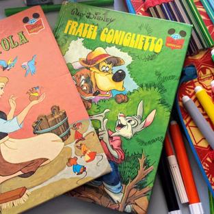 Libri per bambini vari