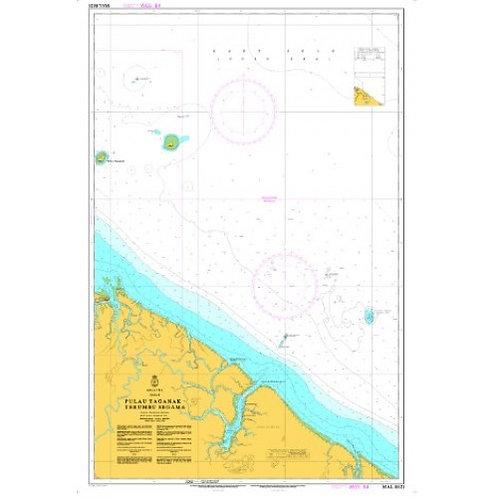 MAL 8621 - TAGANAK ISLAND– SEGAMA REEF