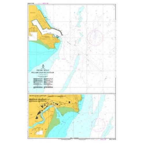 MAL 6359 - KUANTAN PORT AND KUANTAN RIVER