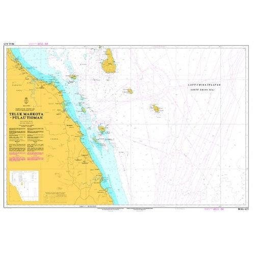 MAL 625 - MAHKOTA BAY - TIOMAN ISLAND