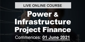 Power and Infrastructure Project Finance