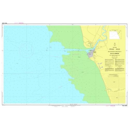 MAL 5625 - APPROACHES TO KUALA PERLIS