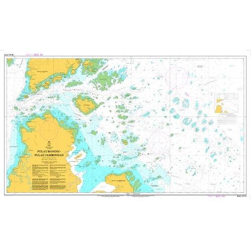 MAL 8715 - BANGGI ISLAND– JAMBUNGAN ISLAND