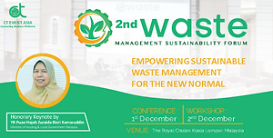 2ND Waste Management Sustainability Foru