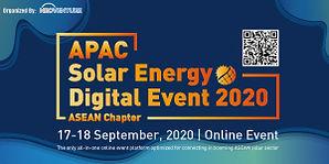 APAC Solar Energy Digital Event 2020_ASE