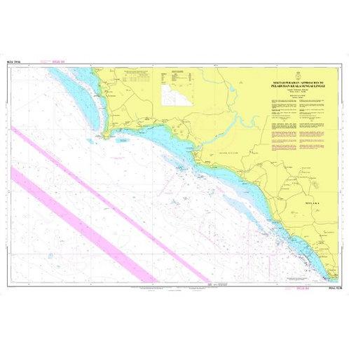 MAL 5230 - APPROACHES TO PORT OF KUALA SUNGAI LINGGI