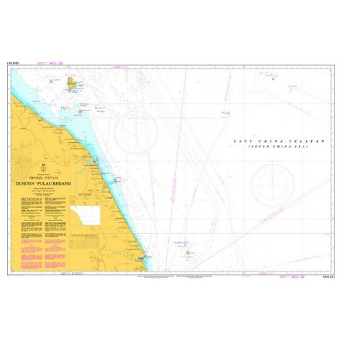 MAL 654 - DUNGUN – REDANG ISLAND