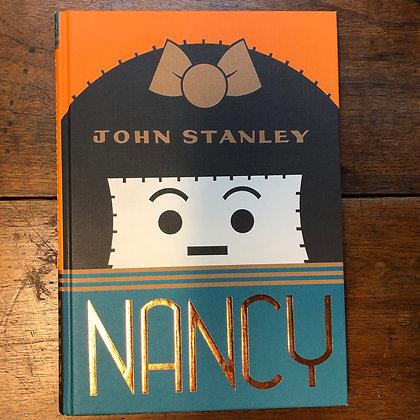 Nancy, John Stanley Drawn+Quarterly hardcover graphic novel