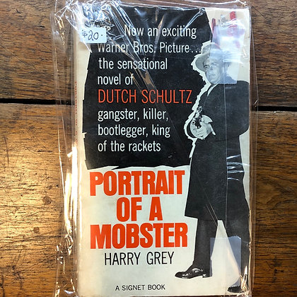 Grey, Harry - Portrait of a Mobster paperback