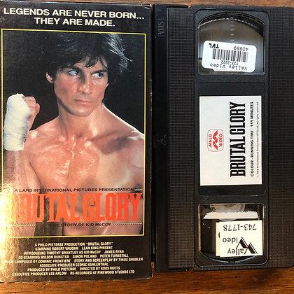 Brutal Glory VHS