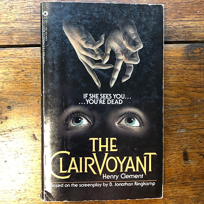Clement, Henry - The Clairvoyant paperback