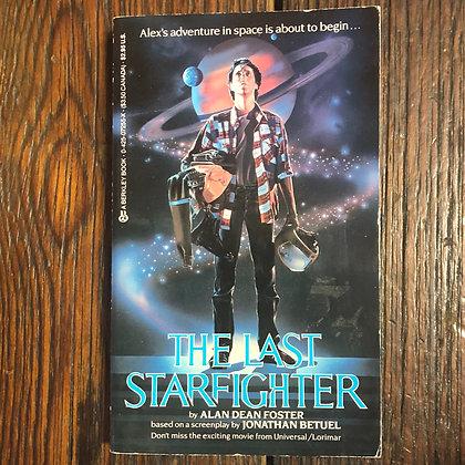 Foster, Allen Dean : The Last Starfighter - Paperback