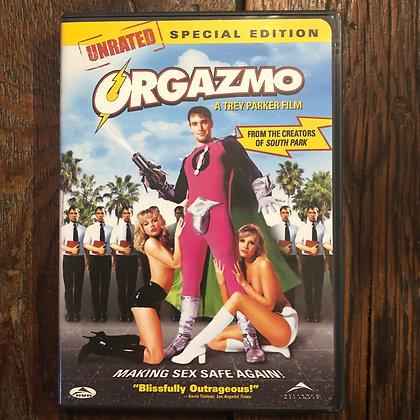 Orgazmo : DVD
