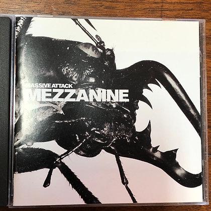 Massive Attack - Mezzaine CD