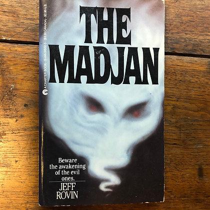 Rovin, Jeff - The Madjan paperback