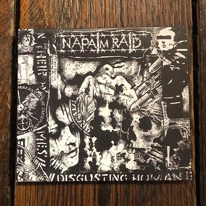 NAPALM RAID : 2010-2015 - CD