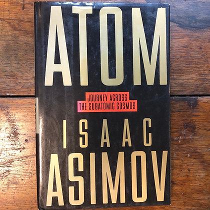 Asimov, Isaac - Atom hardcover