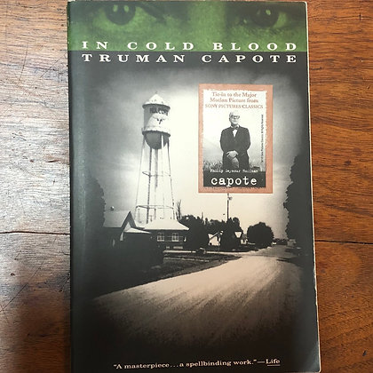 Capote, Truman - In Cold Blood softcover