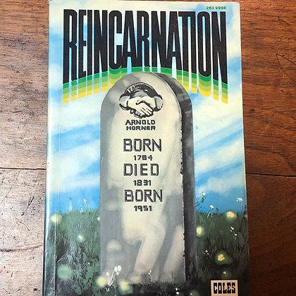 Walker, E.D. - Reincarnation