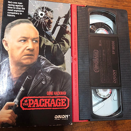 The Package, Gene Hackman VHS