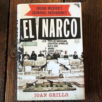 Grillo, Ioan : El Narco - Hardcover