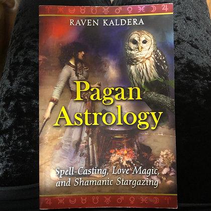 Kaldera, Raven- Pagan Astrology softcover