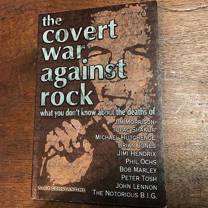 Constantine, Alex - The Covert War Against Rock