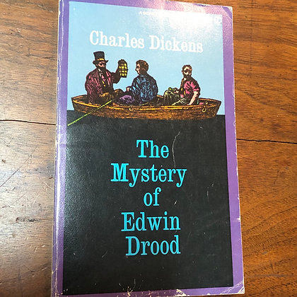 Dickens, Charles - The Mystery of Edwin Drood