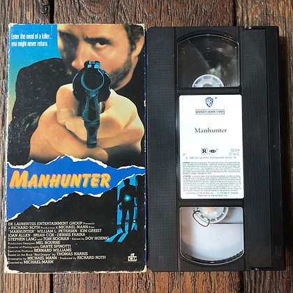 Manhunter - VHS