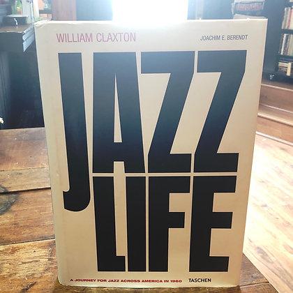Jazz Life- oversized Taschen hardcover