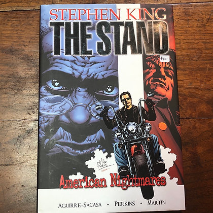 The Stand - American Nightmares graphic novel