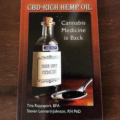 Rappaport, Tina - CBD Rich Hemp Oil booklet