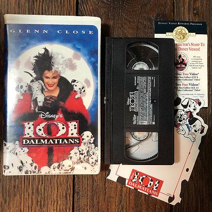 101 Dalmatians - VHS