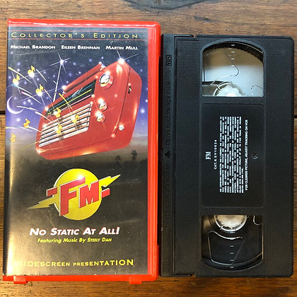 FM - Featuring music by Steely Dan VHS