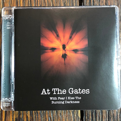 At the Gates : With Fear I Kiss the Burning Darkness - CD