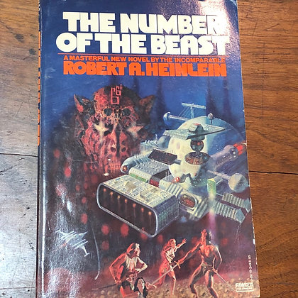 Heinlein, Robert A. - The Number of the Beast softcover