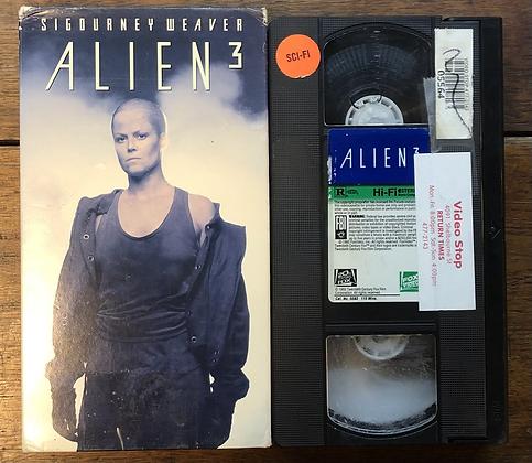 Alien 3 - VHS (ex-rental)
