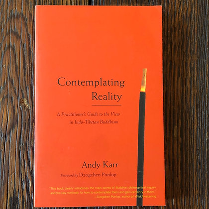 Karr, Andy : Contenplating Reality - Softcover